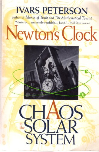 9780716727248: Newton's Clock: Chaos in the Solar System