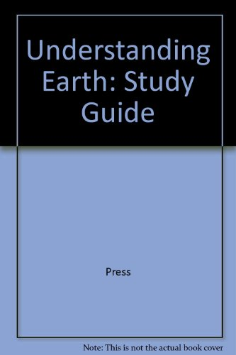 9780716728047: Study Guide for Press and Siever's Understanding Earth