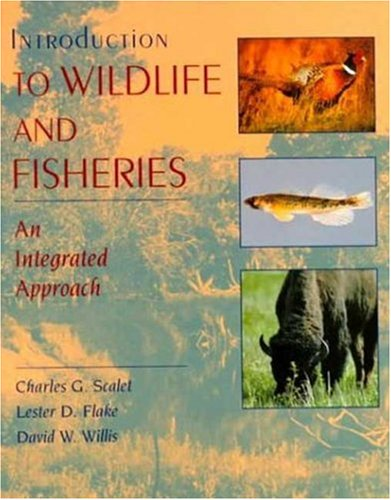 9780716728160: Introduction to Wildlife and Fisheries
