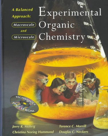 9780716728184: Experimental Organic Chemistry: A Balanced Approach - Macroscale and Microscale Lab Manual