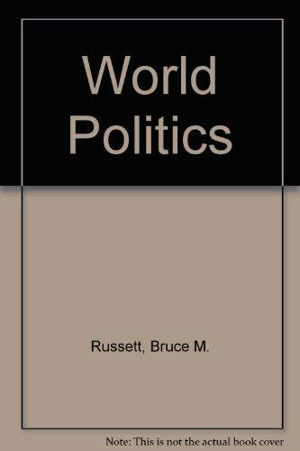 9780716728214: World Politics