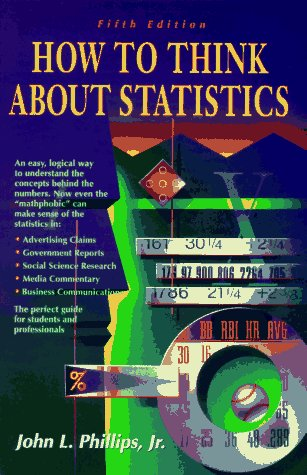 9780716728221: How to Think about Statistics (Series of Books in Psychology)