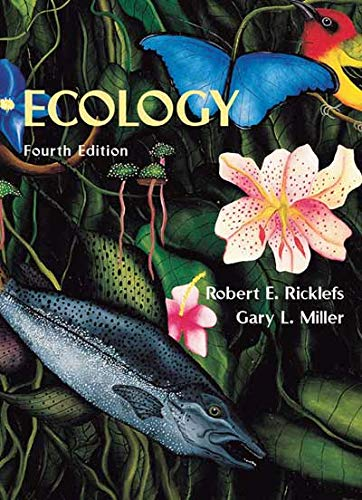 9780716728290: Ecology