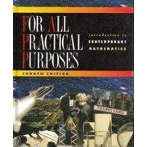 9780716728412: For All Practical Purposes: Introduction to Contemporary Mathematics, 4th Edition