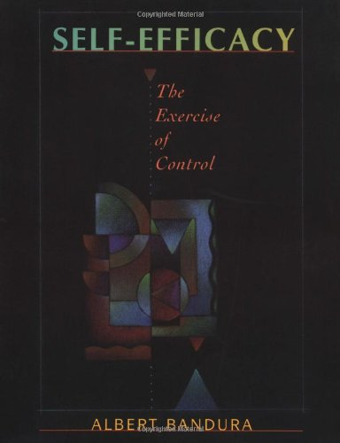 9780716728504: Self-Efficacy: The Exercise of Control