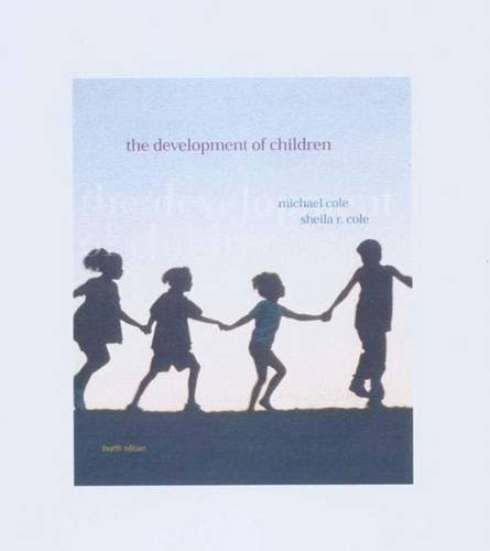 9780716728597: The Development of Children