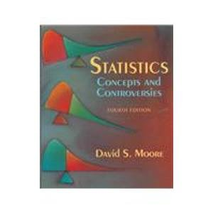 9780716728634: Statistics: Concepts and Controversies