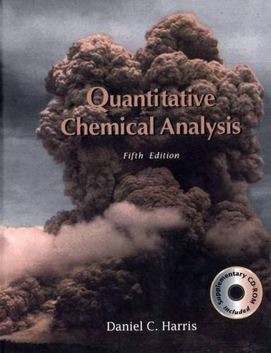9780716728818: Quantitative Chemical Analysis
