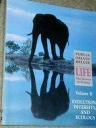 9780716729563: Life the Science of Biology: Evolution, Diversity and Ecology