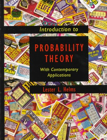 9780716730231: Introduction to Probability Theory: With Contemporary Applications