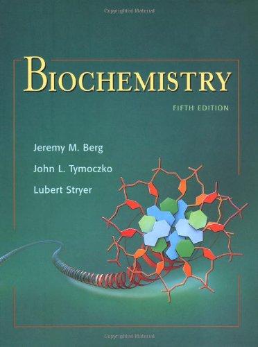 Biochemistry (Chapters 1-34): Jeremy M. Berg,