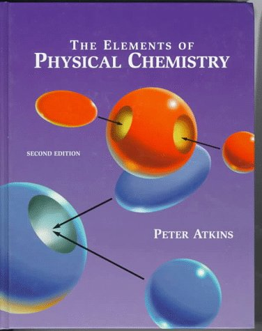 9780716730774: The Elements of Physical Chemistry