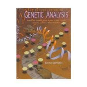 9780716731146: An Introduction to Genetic Analysis