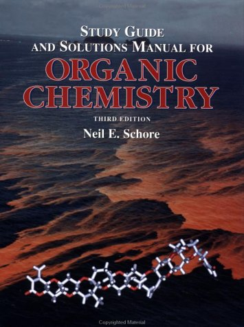 Study Guide and Solutions Manual for Organic: K. Peter C.
