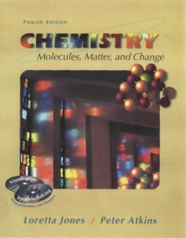 9780716732549: Chemistry: Molecules, Matter, and Change