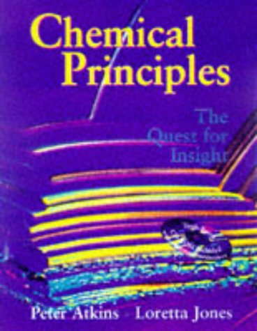 9780716732648: Chemical Principles: The Quest for Insight