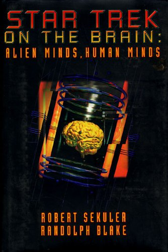 9780716732792: Star Trek on the Brain: Alien Minds, Human Minds