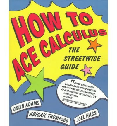 9780716732877: How to Ace Calculus: The Streetwise Guide