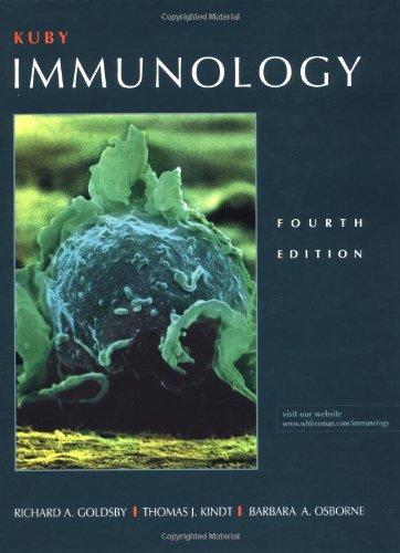 Kuby Immunology: Richard A. Goldsby,