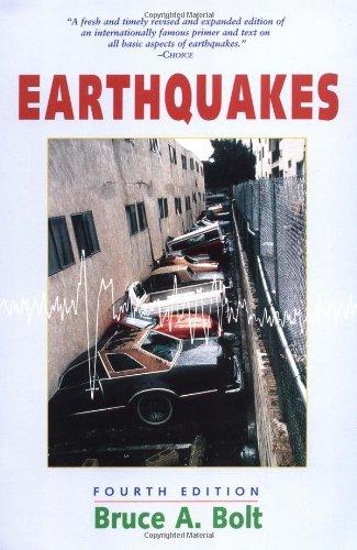 Earthquakes (Earthquakes): Bruce Bolt