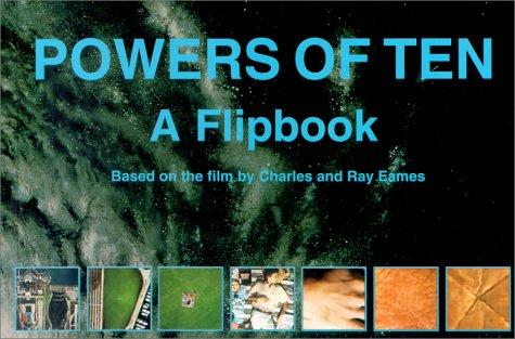 9780716734413: Powers of Ten: A Flipbook
