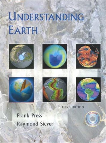 9780716735045: Understanding Earth: Paperback and CD-Rom