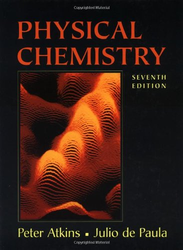 9780716735397: Physical Chemistry