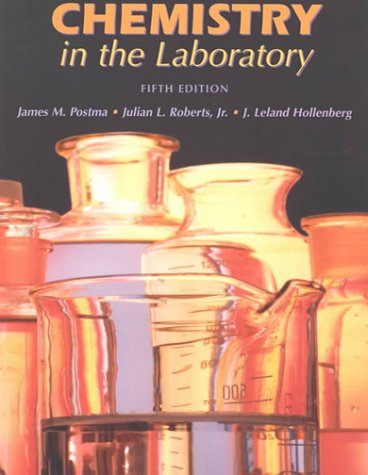 9780716735472: Chemistry in the Laboratory