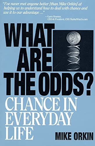 9780716735601: What Are The Odds?: Chance In Everyday Life