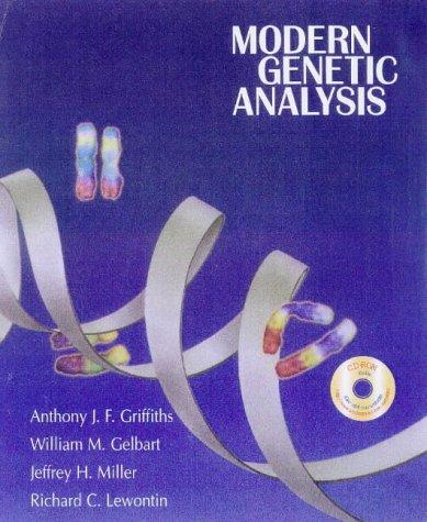 9780716735977: Modern Genetic Analysis