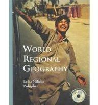 9780716736288: World Regional Geography