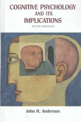 9780716736783: Cognitive Psychology and its Implications