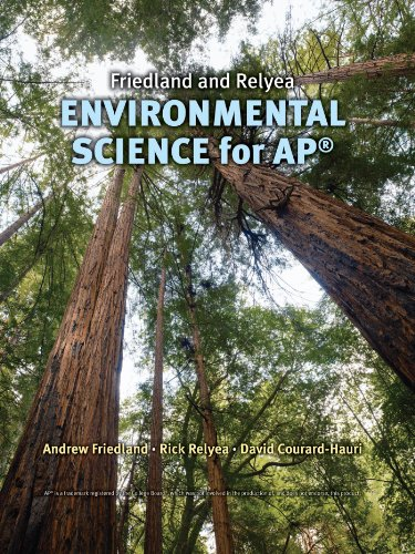 9780716738497: Friedland/Relyea Environmental Science for AP*