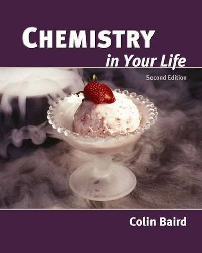 9780716739029: Chemistry in Your Life (1st edition)