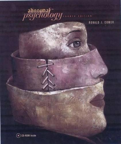 9780716740834: Abnormal Psychology & CD-ROM