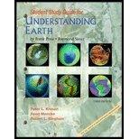 Study Guide for Understanding Earth, Third Edition: Peter L. Kresan; Frank Press; Raymond Siever