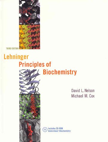 9780716742210: Lehninger Principles of Biochemistry & CD-Rom & Study Guide