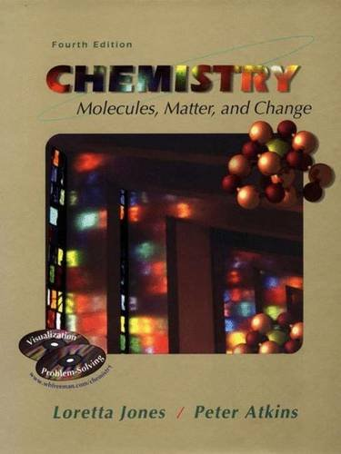 9780716742579: Chemistry: Molecules, Matter and Change