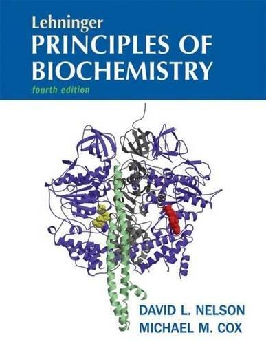 9780716743392: Lehninger Principles of Biochemistry, Fourth Edition