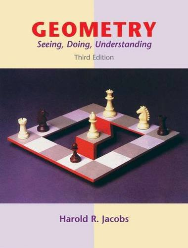 9780716743613: Geometry: Seeing, Doing, Understanding, 3rd Edition
