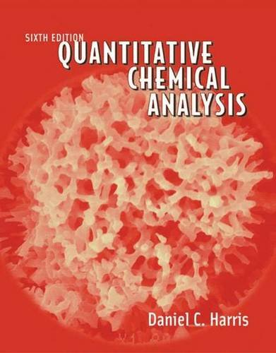 9780716744641: Quantitative Chemical Analysis