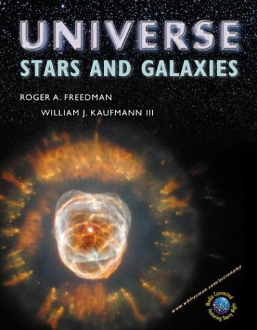 9780716746461: Universe: Stars and Galaxies