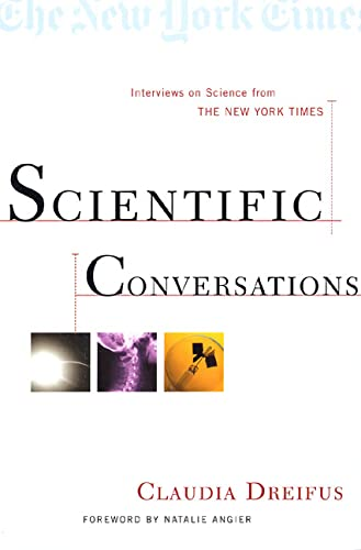 9780716746614: Scientific Conversations: Interviews on Science from The New York Times