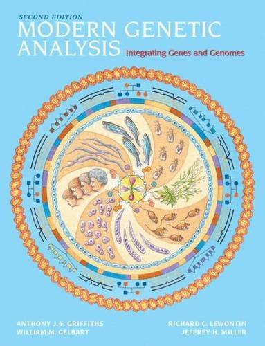 9780716747147: Modern Genetic Analysis & Student CD-ROM: Integrating Genes and Genomes