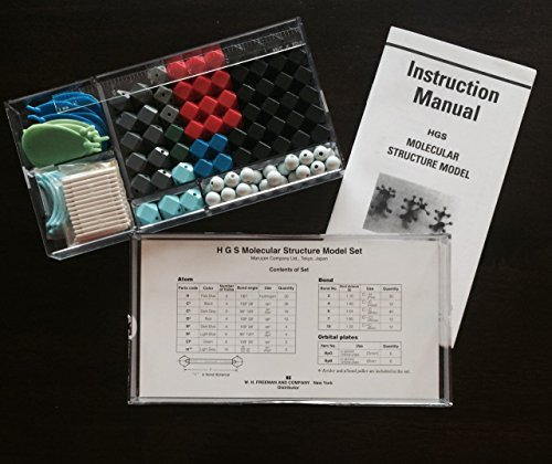 9780716748205: HGS Molecular Structure Model Kit