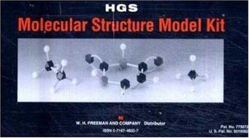 9780716748229: HGS Molecular Structure Model