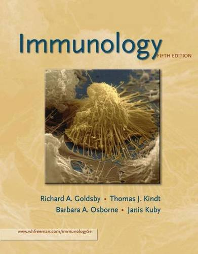 9780716749479: Immunology, Fifth Edition