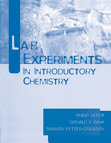 9780716749752: Lab Experiments in Introductory Chemistry