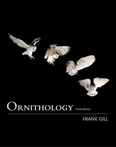 9780716749837: Ornithology