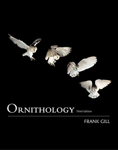 Ornithology 3th (third) edition text only: frank b. Gill: amazon.